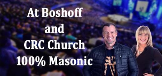 At Boshoff and CRC church – Masonic