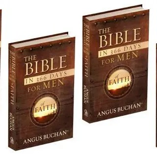 Bible for 366 Days for Men