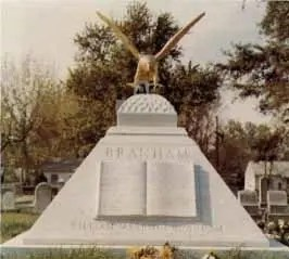 Branham Grave - Freemason