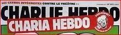 Charlie Hebdo logo