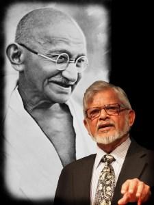 Dr Arun Gandhi