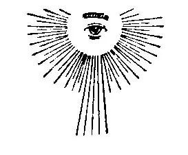 Eye of RA - Suns rays