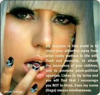 Gaga Corruption