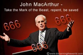 Grace to You John MacArthur - Take Mark of the Beast Repent Be Saved