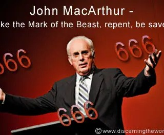 Grace to You John MacArthur – Take Mark of the Beast Repent Be Saved