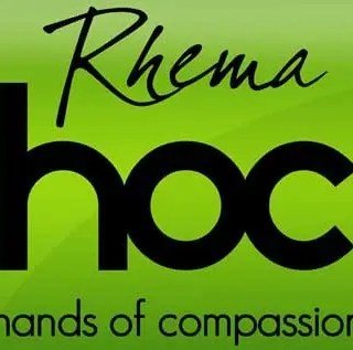 Rhema Bible Church – Hands of Compassion logo