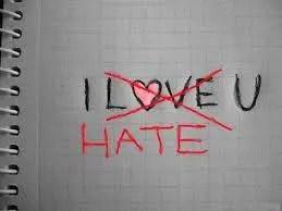 Hate / love / delusion