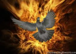 HolySpirit-RepresentingUnholyFire