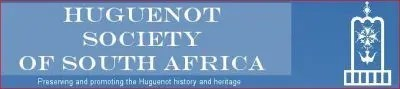 Huguenot Society of South Africa