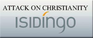 Isidingo - logo- attack on christianity