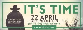 It's Time - Angus Buchan