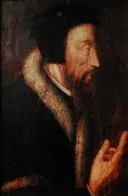 John Calvin Freemason handsign 3