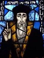 John Calvins freemason handsign 4
