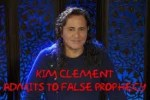 Kim Clement admits to false prophecy