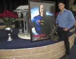 Kobus van Rensburg – superman