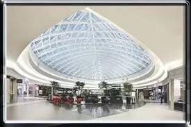 Mall of the North - Skylight eye