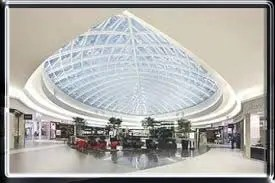 Mall of the North - Skylight eye