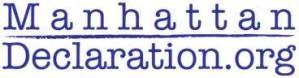 Manhattan Declaration - http://www.manhattandeclaration.org
