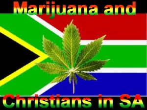 Marijuana and Christians in South Africa