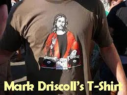MarkDriscollsT-Shirt