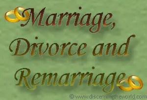 MarriageDivorceRemarriage