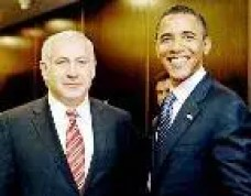 Natanyahu And Obama