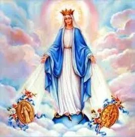 Queen of Heaven-Lady Of the Miraculous Medal