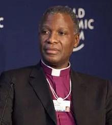 Reverend Thabo Makgoba
