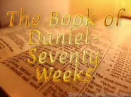 The Book of Daniel's Seventy Weeks