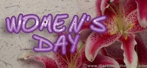 The farce of Womens day
