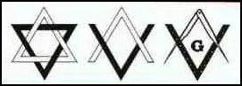 TheStarOfDavid-SquareAndCompass-Freemasonry