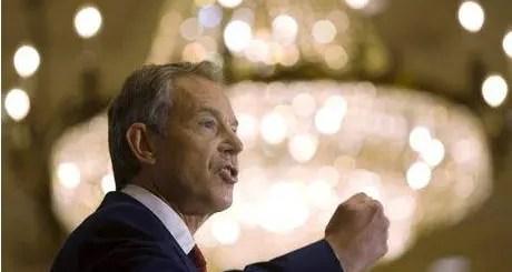 Tony Blair Unite Faiths
