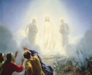 Transfiguration - Berg van Verheerliking