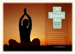 Yahweh-Yoga