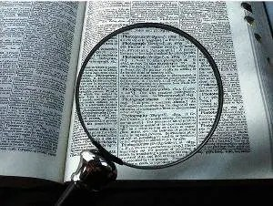 Magnifying Glass - Image by Claudia1967