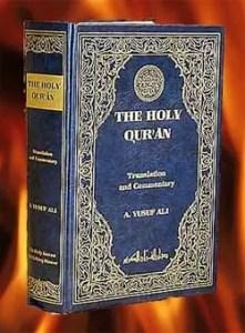 burning the koran