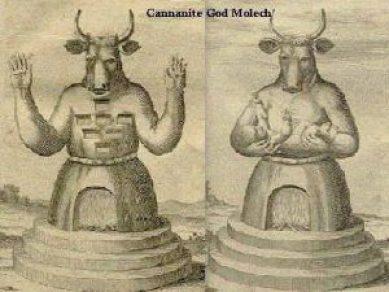God Moloch