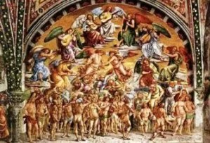 The Elect - by Luca Signorelli 1499-1502