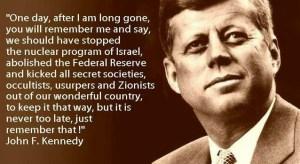 JFK Jewish Quote