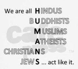 Religions as Unity
