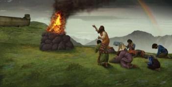 Sacrifice Noah's