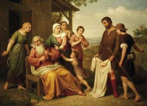 Joseph's Bloody Coat