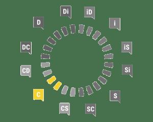 Profil DiSC C