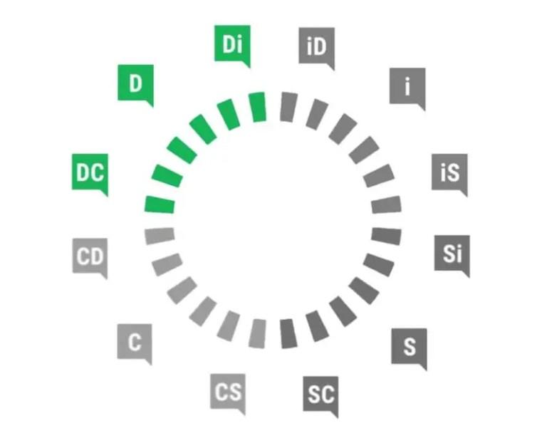 Style Dominant DiSC MArston
