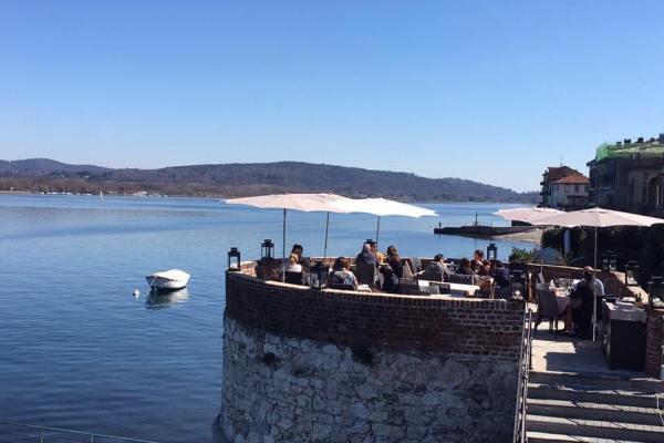 I ristoranti con terrazze più belle e buone Lago Maggiore