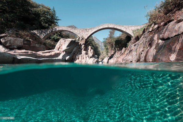 Luoghi per bagni al fiume vicino a Milano