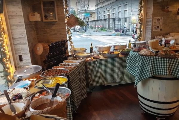 Dove e cosa mangiare sui Navigli a Milano
