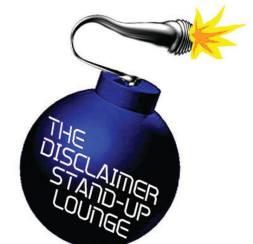 Disclaimer Lounge