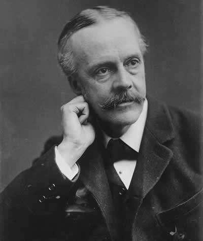 Rothschild La Mia Famiglia ha Creato Israele Arthur James Balfour