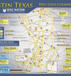 austin texas disc golf courses 2012 [ 1576 x 1184 Pixel ]